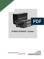PI-MAX System Manual