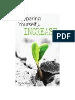 Power to Increase - Dr. Pat Francis