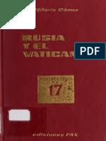 Rusia y El Vaticano