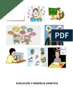 Evolución y Herencia Genetica