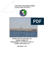 Estudios Bahia Paracas