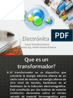 componentes transformadores electronica docencia upds waldo panozo