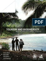Tourism and Biodiversity - Mapping Tourism's Global Footprint