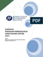 Panduan PPGB 2015[Update]