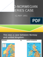 Anglo-norwegian Fisheries Case