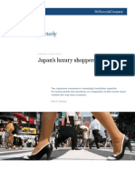 Japans Luxury Shoppers Move On