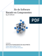 Desarrollo de Software Basado en Componentes