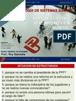 Porque Futbol Peruano No Va Al Mundial Segun Teroria Sistermas