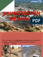 Tema 03 Explotacion de Minas