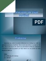 Calculo de Caida de Presion Produccion 2012