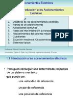 01 accionamiento electrico
