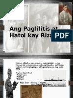 Ang Paglilitis Kay Rizal