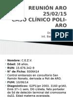 Caso Clínico Poli-Aro