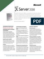SQLServer2008_Datasheet