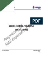 A) DCAM Part 66 - Module 3