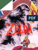 Zelda Comic