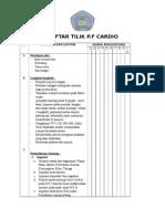 Tilik p.f Cardio