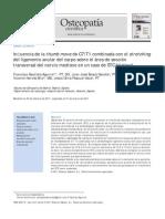 2011 Influencia de La Thumb Move de C7T1 Combinada Con El Stretching Del Ligamento Anular Del Carpo