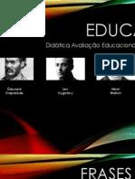 Claparède, Wallon e Vygotsky - Saulo Coimbra - UEMG
