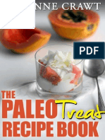 Paleo Treats Recipes eBook V1.0