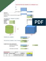 Calculo Metodo Indirecto instalaciones sanitarias