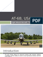 AT-6B ,USA - Light Attack Aircraft  Trainer.pptx