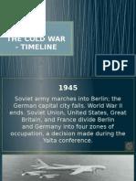 COLD WAR - TIMELINE.pptx