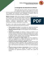 1.2. Metodologias Emergentes de Desarrollo de Software