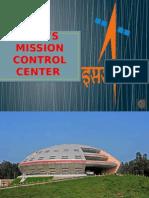ISRO Mission Control Center