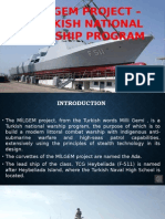 Milgem Project - Tukish National Warship Program