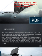 Naval Strike Missile (NSM) - Anti Ship/Land Attack curise Missile, Norway