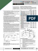 Handrail Calculation