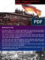 The Berlin Wall - Biggest Symbol of Ideological Divide