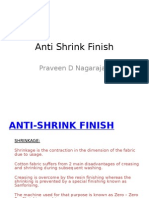 4. Anti Shrink Finish