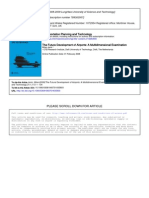 Transport Planning& Technonogy P1.6