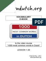 DutchWords