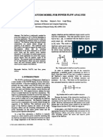 IEEE Power System Paper-An Improved StatCom Model for Power Flow Analysis