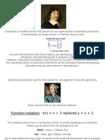 Famous Math