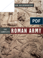 GOLDSWORTHY, A.; The Complete Roman Army, 2003.
