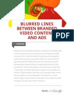 La Difusa Diferencia entre Publicidad y Branded Content