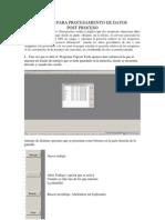 Topcon Tools - Procesamiento de Datos (1)