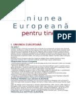 U n i u n e a Europeana