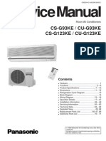 CS-G93KE Service Manual