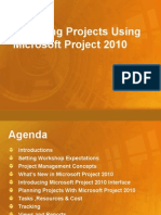Microsoft Project 2010 (MSP)