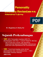 Chp 1 NEO Personality Inventory Revised 2014