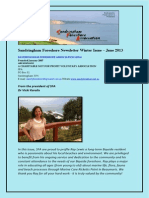 SFA E-newsletter Winter June 2013 Final