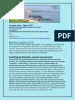 SFA E-newsletter Autumn March 2013