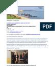 SFA E-newsletter Spring October 2011