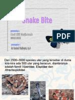 Refrat Snake Bite