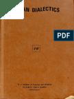 Indian Dialectics Vol I - A Solomon_Part1